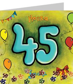Nummer 45