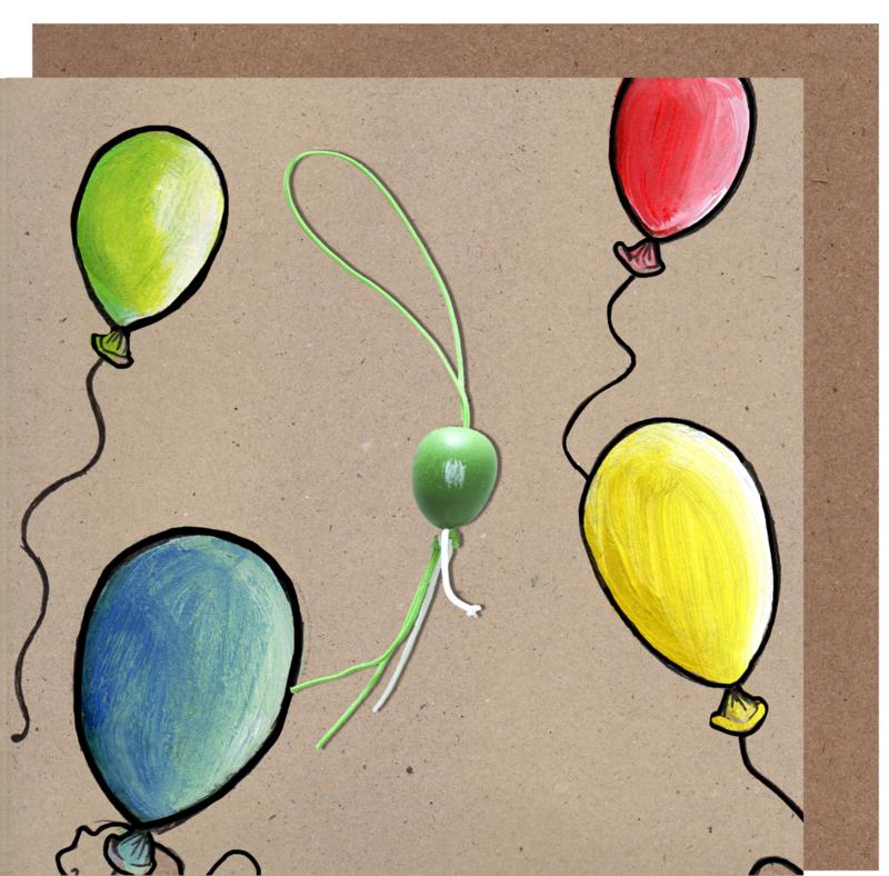 N17 ballon
