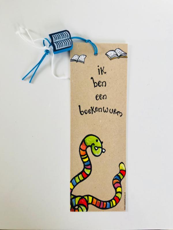 BK5 boekenwurm