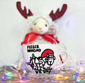 Fles navidad MUG