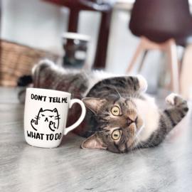 Fuckingcat mug