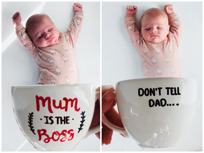 Mila mug