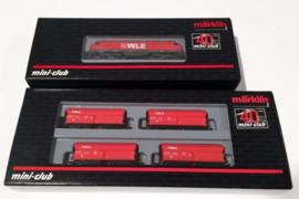 WLE set digitaal met sound