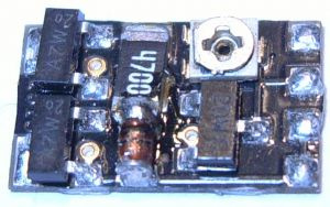 ZS15e Steuerplatine/ZS15e Control PCB