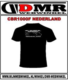 DMR CBR1000F NEDERLAND T-SHIRT