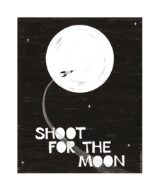 POSTER SHOOT FOR THE MOON