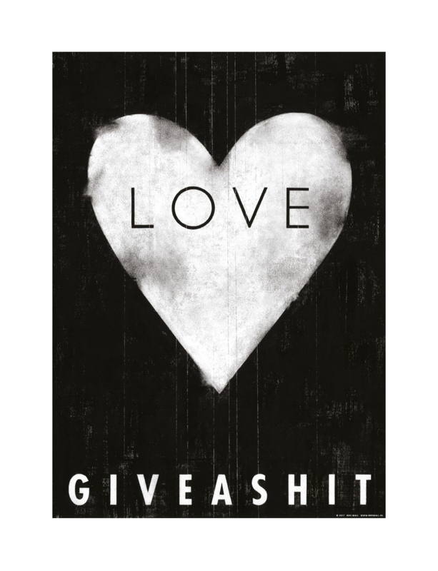 POSTER GIVEASHIT