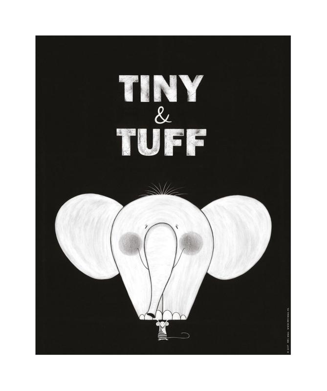 POSTER TINY&TUFF