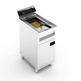 Multinox elektrische friteuse - 12 liter - 400 V