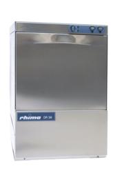 Rhima glazenspoelmachine DR39 S met ingebouwde waterontharder