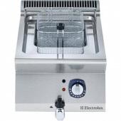 Electrolux elektrische friteuse 1 x 7 liter
