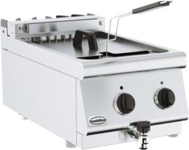 Tafelmodel elektrische friteuse - 1 x 10 liter