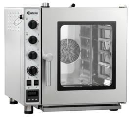Bartcher combisteamer M 5230 tot 5 x 2/3 GN - 230 V