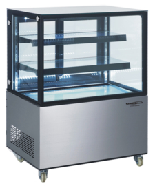 Multinox koelvitrine - 270 liter