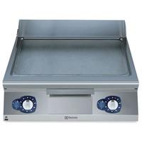 Electrolux gas bakplaat 700XP - geborsteld chroom