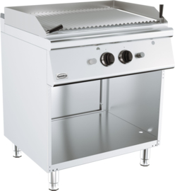 Multinox lavasteen grill gas