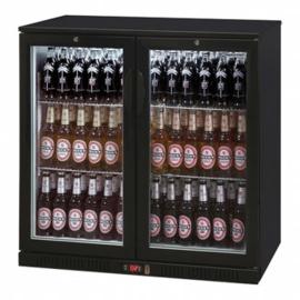 Gastro-Cool flessenkoelkast - 208 liter