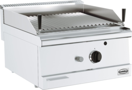 Multinox lavasteengrill gas