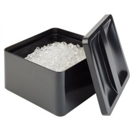 Ijsbox 'zwart' - 5 liter