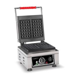Multinox elektrisch wafelijzer
