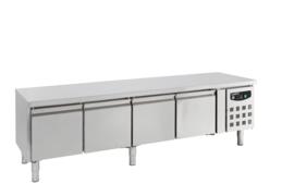 Multinox koelwerkbank - 4 deuren