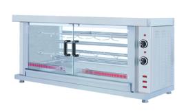 Multinox elektrische kippen grill