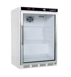 Multinox tafelmodel koelkast glasdeur