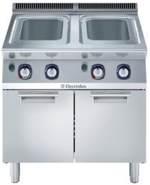 Electrolux gas pasta koker 2 x 24,5 liter