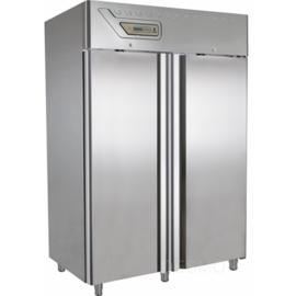Desmon dubbeldeurs koelkast GM14