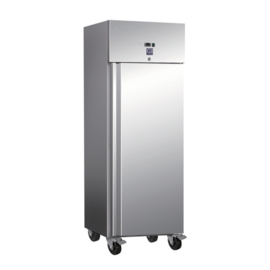 RVS koeling 600 liter - statisch gekoeld met ventilator