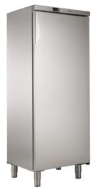 Electrolux koelkast RVS 400 liter