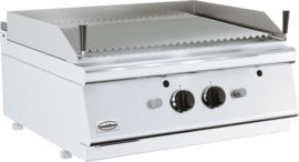 Tafelmodel lavasteen grill gas
