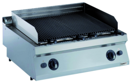 Multinox gas lavasteen grill