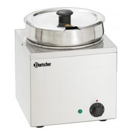 Barscher bain-marie hotpot - 6,5 liter