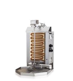 Multinox gyros grill elektrisch motor boven