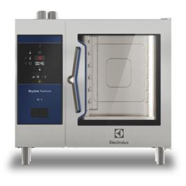 Electrolux elektrische combisteamer Skyline Premium - 6 x 1/1 GN  400V