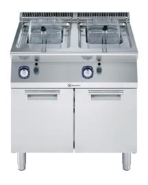 Electrolux gas friteuse 2 x 7 liter 700XP