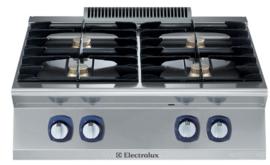 Electrolux Gasfornuis 4 branders 700XP