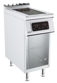 Elektrische inductie kooktafel 2 x 2,6 kW