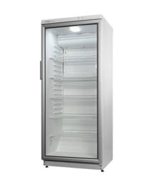 Exquisit glasdeur koelkast 275 liter