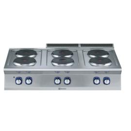 Electrolux Electrisch fornuis 700XP. 6 kookplaten 230x230