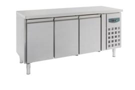 Multinox koelwerkbank - 3 deuren