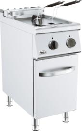 Multinox elektrische friteuse 1 x 10 liter