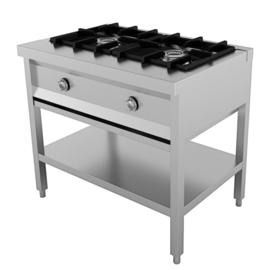 Multinox pannenkoekentafel - 1 pits