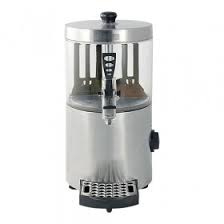 Warme chocolade dispenser - 3 liter