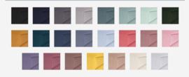 Wafelkatoen kleuren