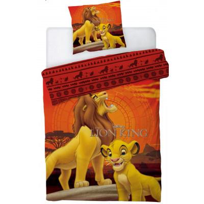 Dekbedovertrek lion king