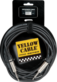 Kabel jack/jack 6m YELLOW CABLE Pro
