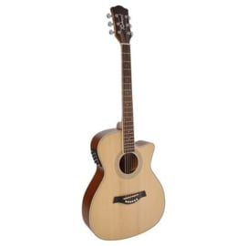 Akoestiche gitaar RICHWOOD Artist serie RG 16 CE natural Grand Auditorium