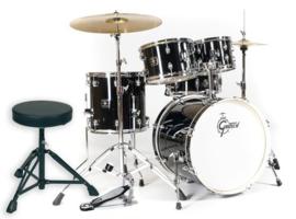 Akkoestische drumsets